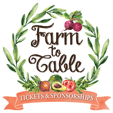 Farm to Table Tickets & Sponsorships